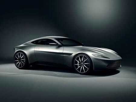 Aston Martin DB10 será el nuevo auto de James Bond