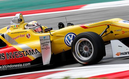 Antonio Giovinazzi F3 Red Bull Ring 2014
