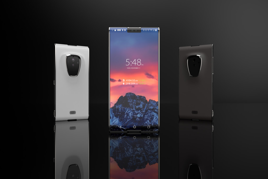 Sirin Labs Finney Phone