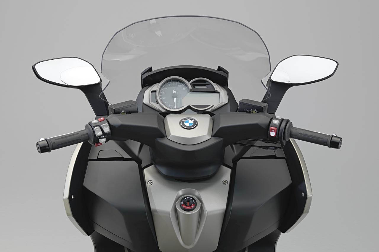 Foto de BMW C 650 GT y BMW C 600 Sport, detalles (5/38)