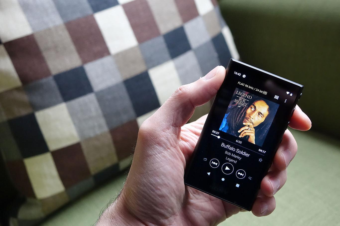 Sony NW A105, análisis: características, precio y