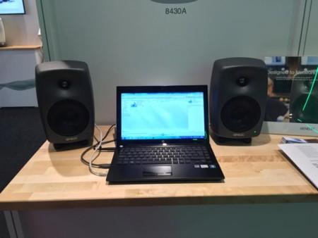 Los nuevos monitores activos de Genelec tienen una pinta estupenda, pero un precio imposible