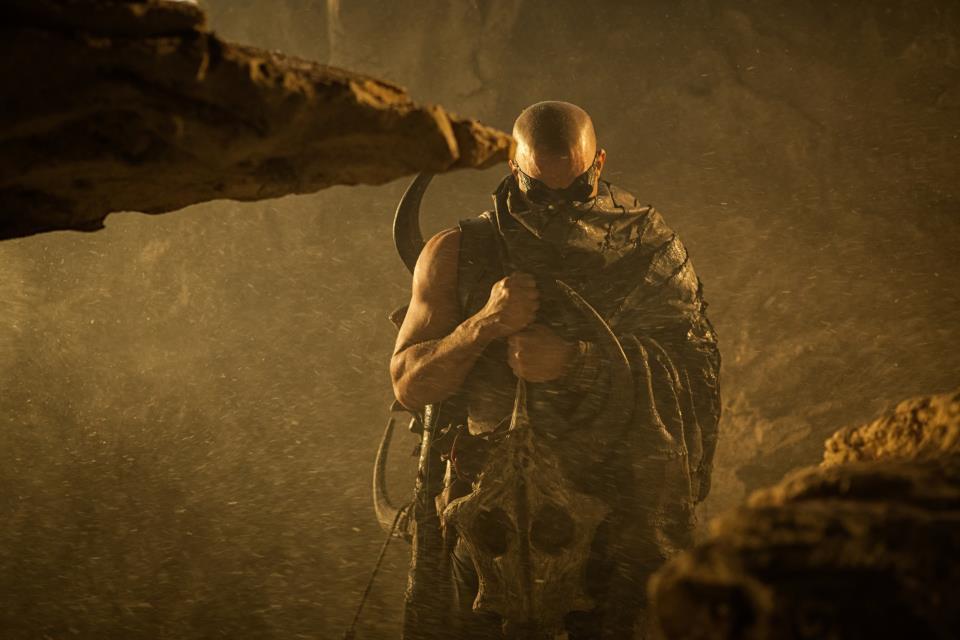 Foto de 'Riddick', imágenes (5/7)