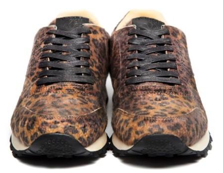 Head Porter Plus leopardiza las Reebok Classic Leather