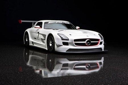 Mercedes SLS AMG GT3, un capricho de 397.460 euros