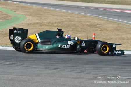 Test de pretemporada en el Circuit de Catalunya. Galería de imágenes del día 5