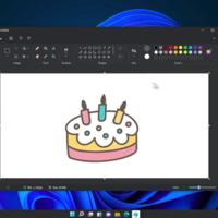 Este es el renovado aspecto que Microsoft prepara para Paint: esquinas curvadas, nuevos iconos y por fin un tema oscuro