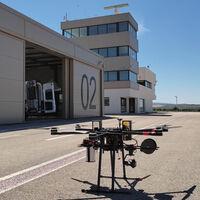 El 5G en la banda de 700 MHz de Vodafone ya está en pruebas: un dron, el primero en utilizarlo