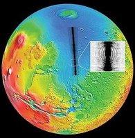Los misterios de Marte