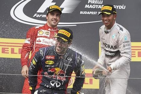 Gran Premio de Hungría: una de cal y una de arena (carrera)