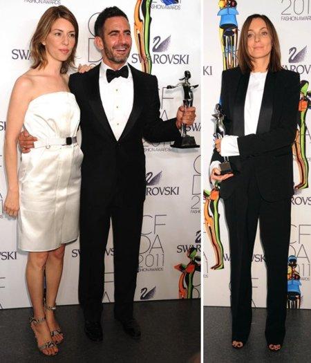 Sofia Coppola premios CFDA 2011