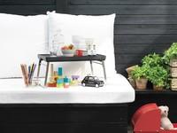 La mini mesa como complemento en el dormitorio y en el salón