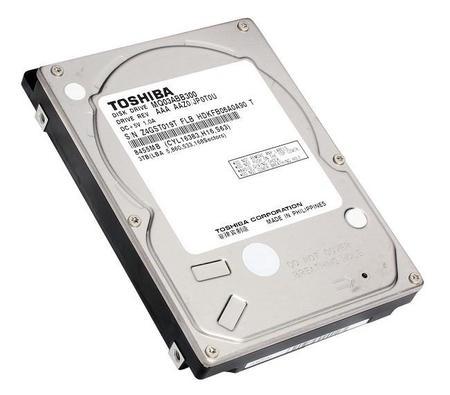 """Toshiba ofrecerá 3TB en discos duros de 2.5"""" para unidades portables"""