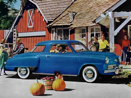 Studebaker Champion Starlight Coupe 1