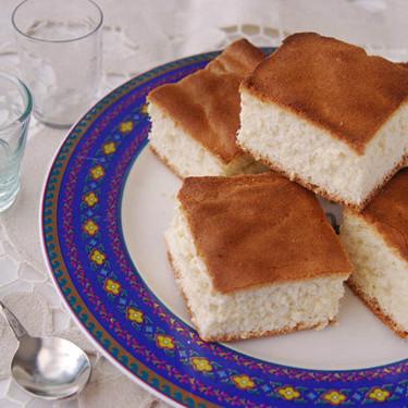 Receta de Ovejitas del Santo Padre, un esponjoso bizcocho de convento