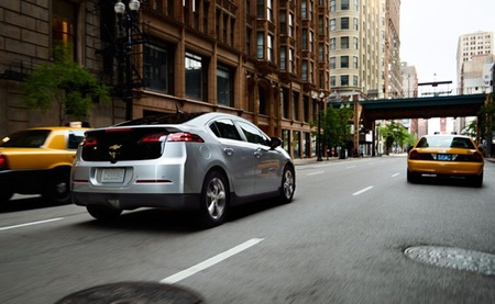 Chevy Volt NYC
