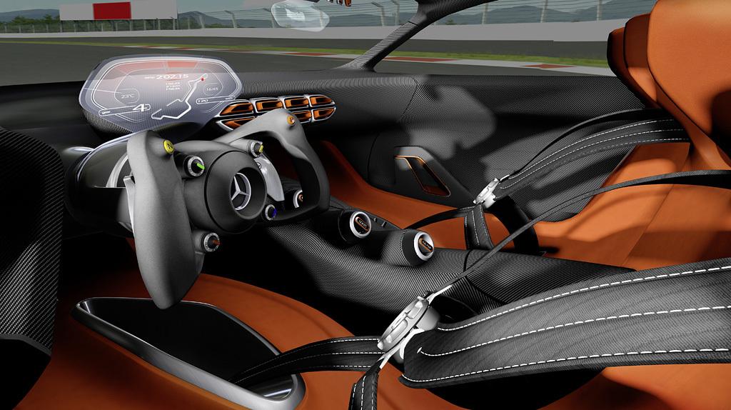 Foto de Mercedes-Benz AMG Vision Gran Turismo (20/20)