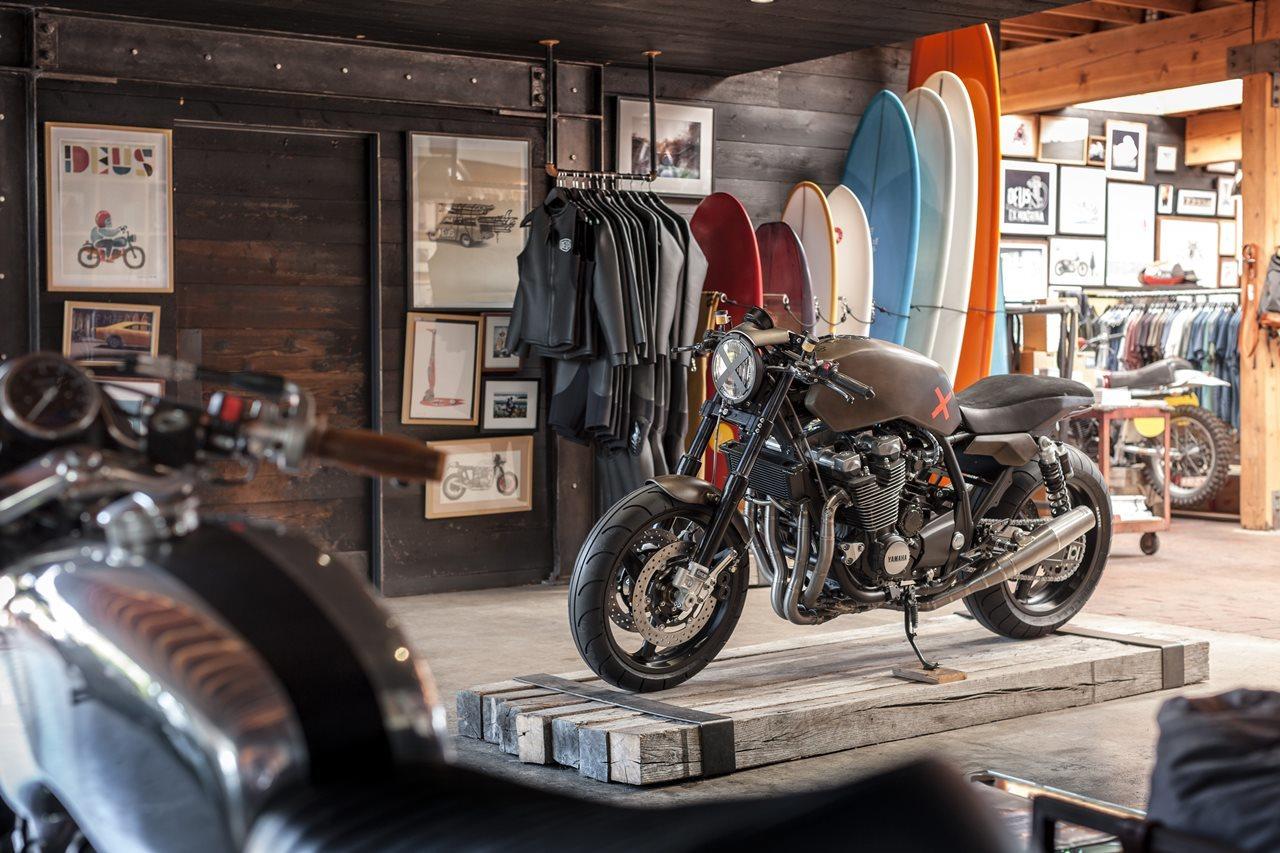 Foto de Yamaha XJR 1300 Projecto X por Deus Ex Machina Italia (8/27)