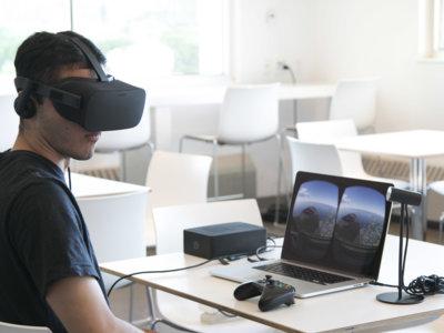 Wolfe es un accesorio para MacBook que le ofrece el poder de procesamiento necesario para VR