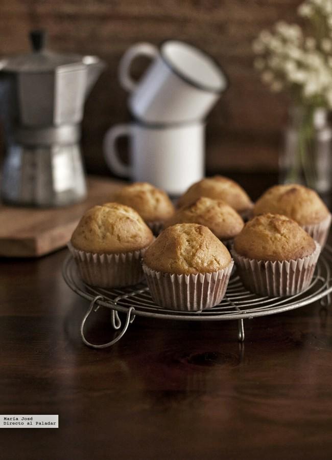 ¿Quieres disfrutar a tope tus desayunos? No te pierdas esta receta de magdalenas de leche condensada