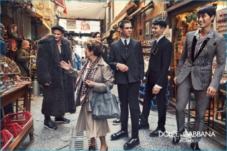 Dolce Gabbana 2016 Fall Winter Mens Campaign 004 800x533