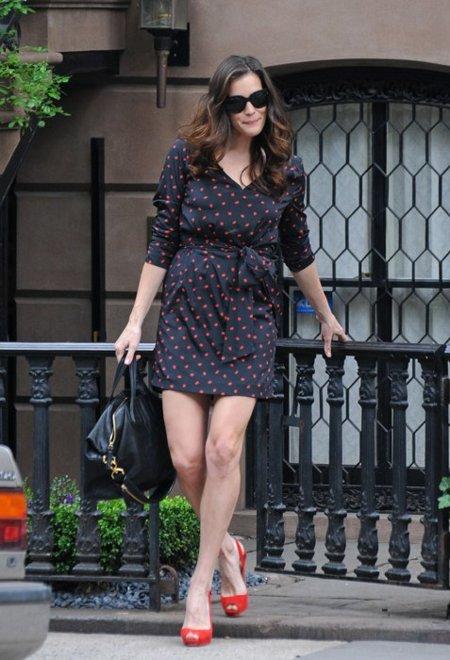 Liv Tyler vestido