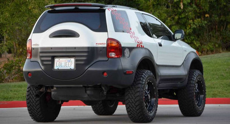 Isuzu Vehicross Ironman Edition a la venta