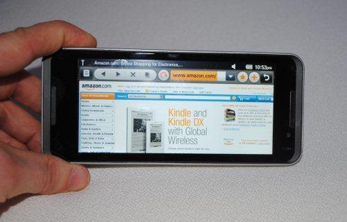 Foto de LG GW990, con Intel Moorestown (5/5)
