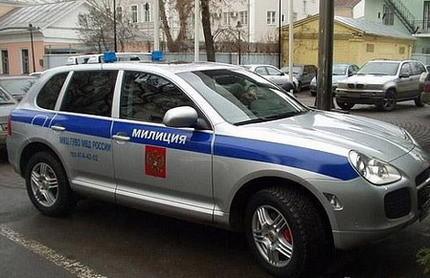 Porsche Cayenne Ambulancia para Bulgaria