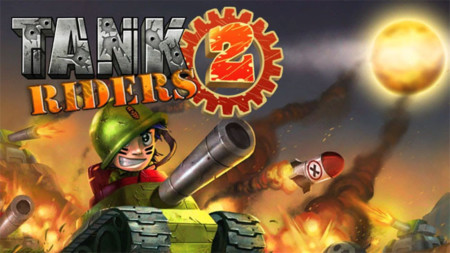 Tank Riders 2 para Android, ya disponible la secuela del juego de tanques de Polarbit
