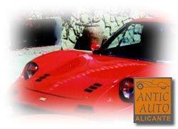 3er Antic Auto Alicante en Torrellano