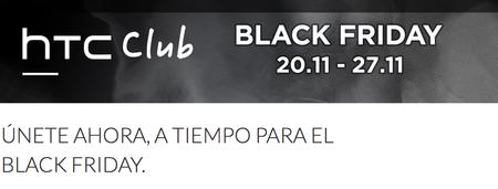 Comienza el Black Friday de HTC con hasta un 20% de descuento
