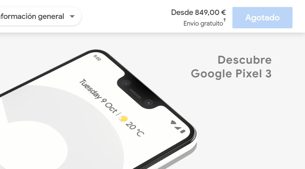Google confirms that the Pixel 3 has been discontinued