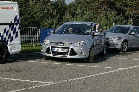 Ford exhibe el éxito del Active Park Assist: ¿Te gusta aparcar?