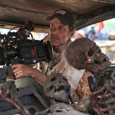 """""""Las mejores películas de zombis nos enseñan algo sobre nosotros, porque el monstruo somos nosotros"""". Zack Snyder"""