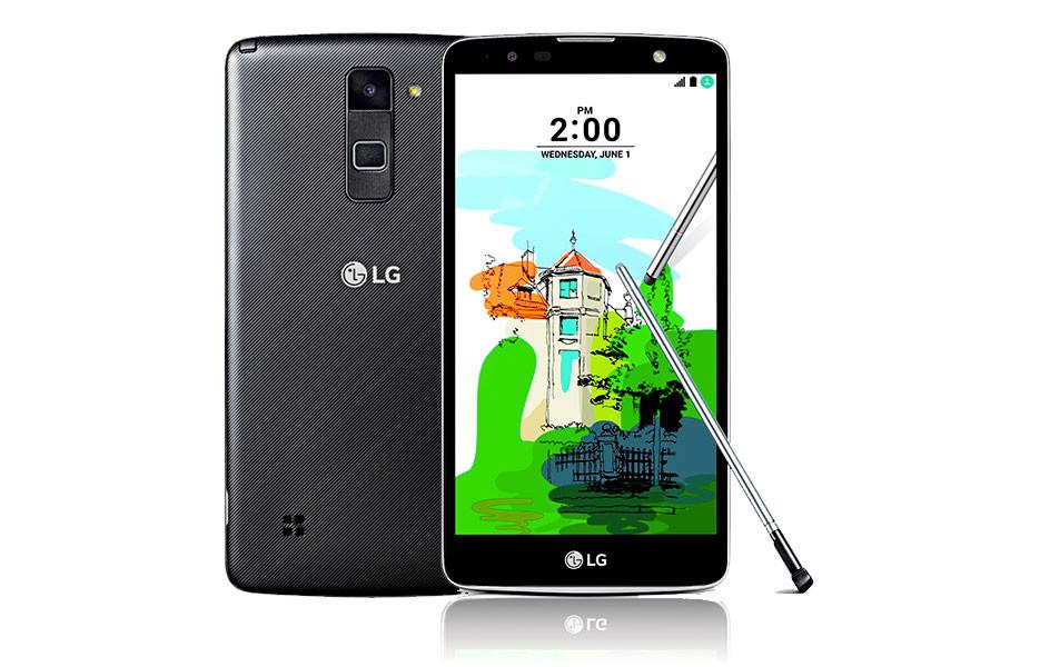 ef04e1bfcaf El LG Stylus 2 Plus es oficial: mejor resolución, más RAM y más megapíxeles