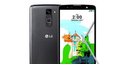 El LG Stylus 2 Plus es oficial: mejor resolución, más RAM y más megapíxeles
