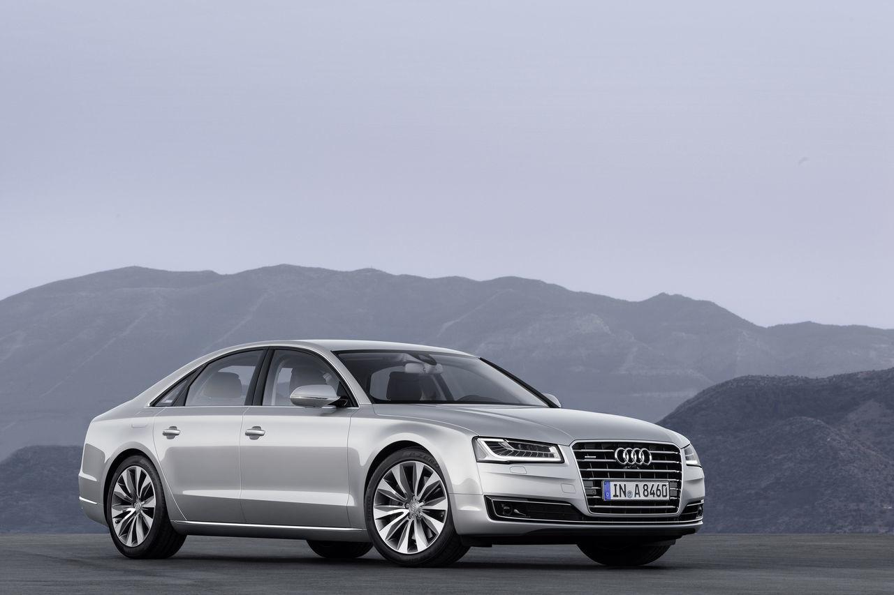 Foto de Audi A8 2013 (13/67)