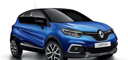 El Renault Captur S-Edition es lo más exclusivo de la gama y ofrece el motor más potente, con 150 CV