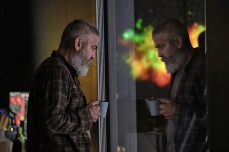 'Cielo de medianoche': Netflix lanza las primeras imágenes del nuevo drama espacial de George Clooney tras 'Gravity'