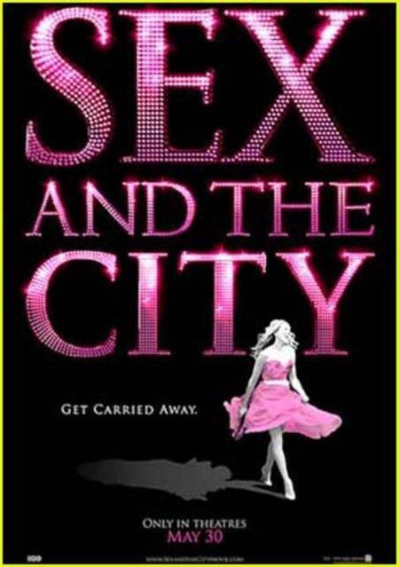 Tres eran tres...¿las partes de Sex and the city?