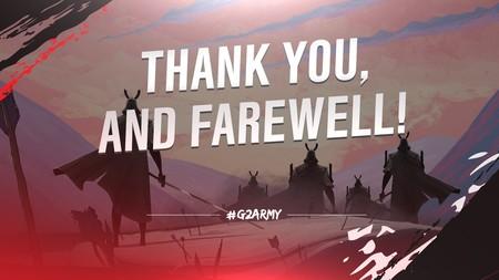 G2 Esports se desvincula de Clash Royale League y deja libres a casi todos sus jugadores e integrantes españoles