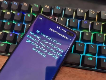 Bixby Samsung Apps Google Assistant