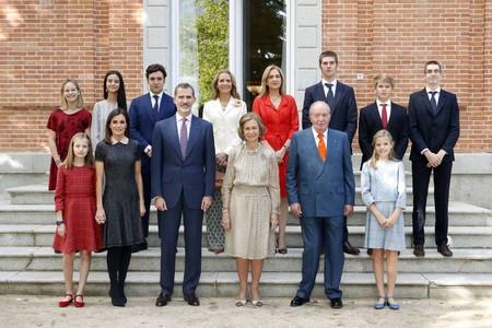 La Reina Sofía celebra su 80 cumpleaños rodeada de toda su familia (sin excepción)