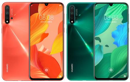 Todo lo que se ha filtrado del Huawei Nova 5 Pro antes de su presentación oficial