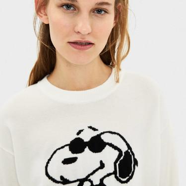Si eres fan de Snoopy, esta colección (de Bershka) te pertenece