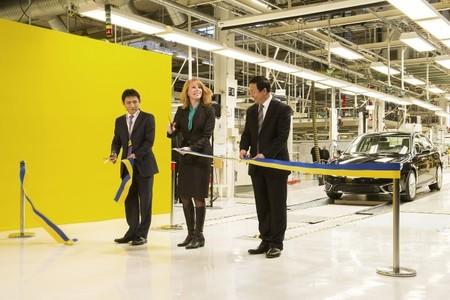 NEVS detiene la fabricación del Saab 9-3 eléctrico por falta de liquidez