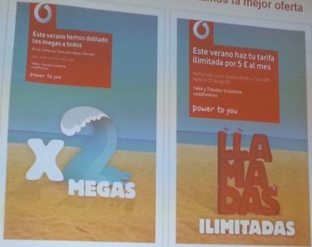 Promo Verano 2012 Vodafone