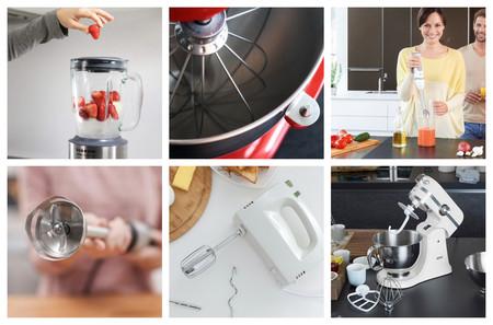 ¿De mano, de vaso, o de pie? Qué batidora te viene mejor según tu cocina y guía de compra
