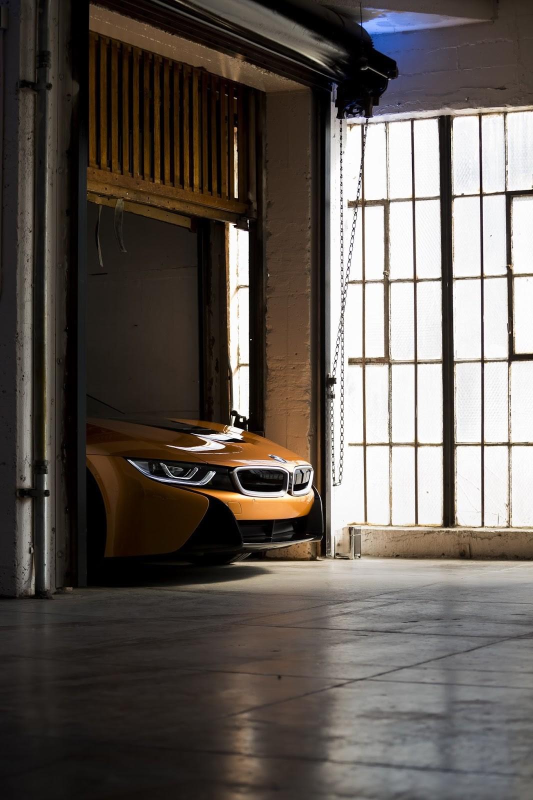 Foto de BMW i8 Roadster (primeras impresiones) (28/30)